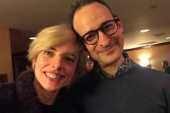 Jenny Tibbels and Jay Stern