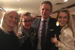 Leslie Hawke, Amanda & Henry Vandeveer, Adrienne Mulligan