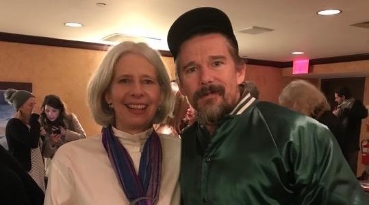 Wendy Phillips & Ethan Hawke