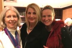 Wendy Phillips, J Dancanet & Raluca Gold Fuchs